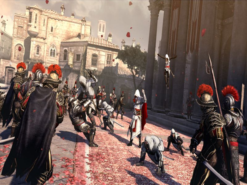 Assassin's Creed Brotherhood Highly Compressed Free Download