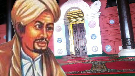 Kedatangan Pangeran Panjunan Ke Cirebon