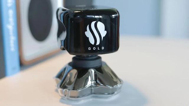 6. Skull Shaver Gold