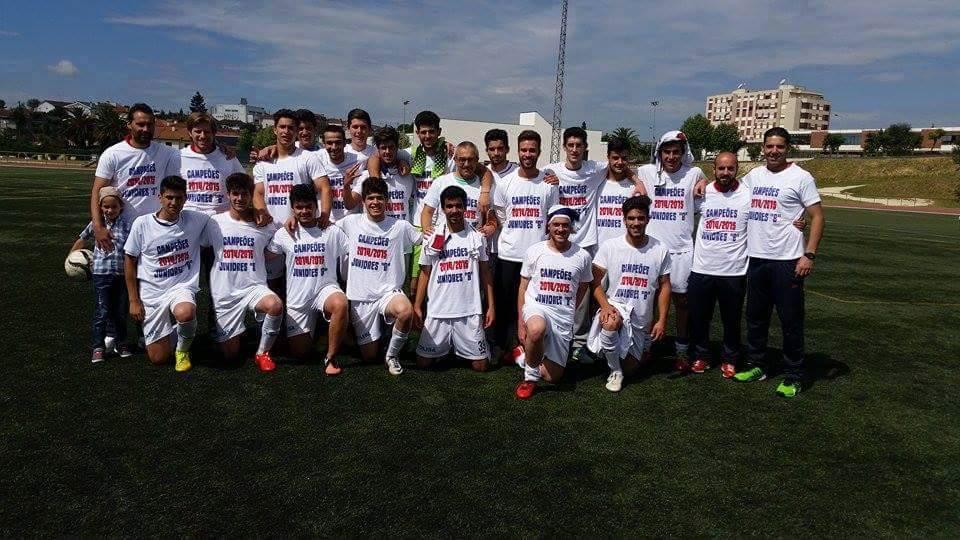 d97ab87ab0 Notícias FC Felgueiras  Juniores B do FC Felgueiras são campeões!
