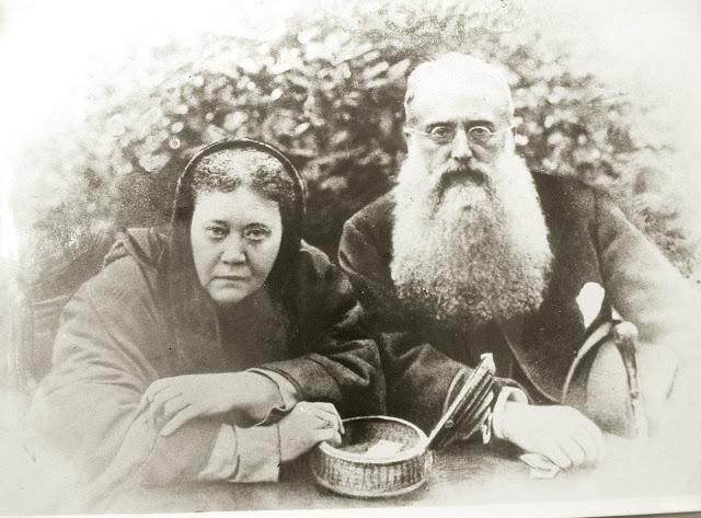 Charles Leadbeater, Helena Blavatsky