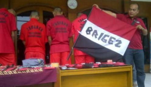 Brigez - Geng Motor Bandung rumor anak-anak tentara
