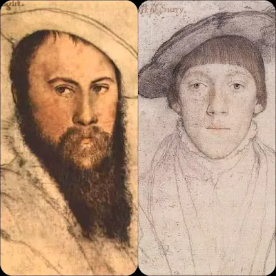 The two poets of his court that undertook the task of reviving poetry and in Italy they found their model and stimulus. They were Sir Thomas Wyatt and Earl of Surrey.