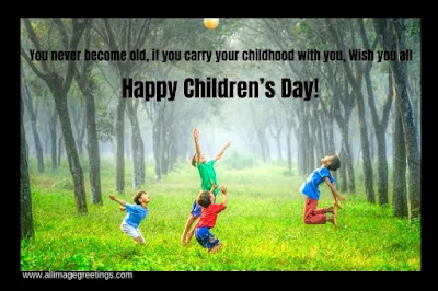 children's day quotes in english