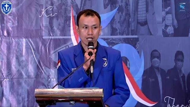 Wasekum DPP GAMKI Menilai Statement Ketua IPW Tak Objektif