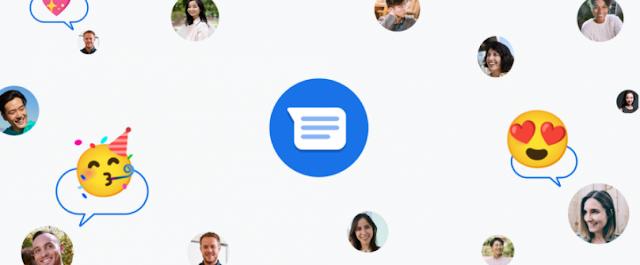 جوجل تجري تحديث تطبيق Messages نسخة الويب