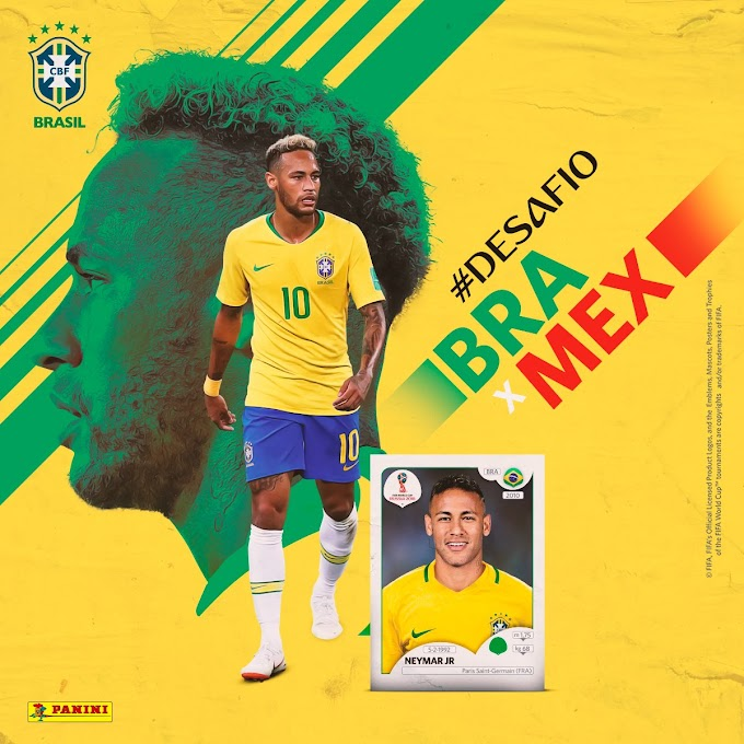 Panini Brasil é desafiada pela Panini México