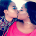 Two Beautiful Sisters Under Fire For Sharing Photo Of Themselves Kissing On The Lips To Celebrate Sisterhood