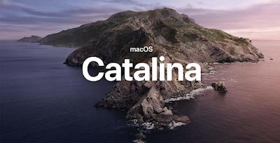 نظام ماك أو إس كاتالينا macOS Catalina