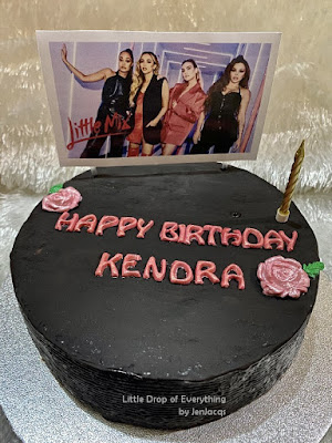Little Mix Birthday Cake - Wahmderous Moments