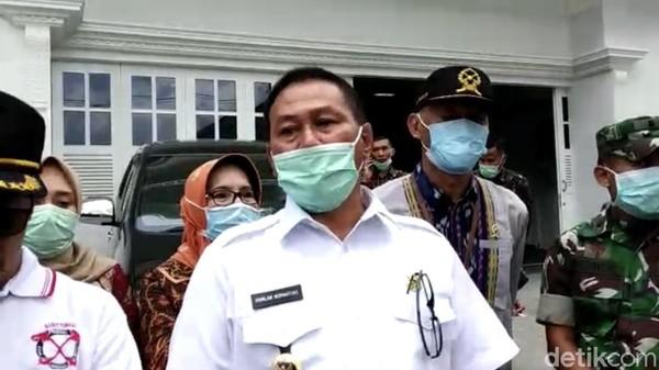 Walkot Bukittinggi Konfirmasi 1 Pasien Positif Corona: Dia dari Malaysia