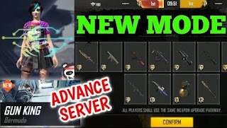 Gun King Mode in Free Fire