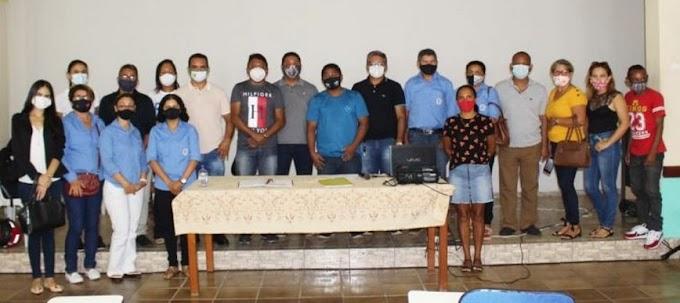 Maranhão - Toma posse nova Diretoria do Sindicato dos Agentes Comunitários de Saúde da região de Caxias.