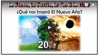 Lo Bueno,imagen  Lo Bonito, Lo Feo y Lo Malo - ¿Qué nos traerá El Nuevo Año? N° 04