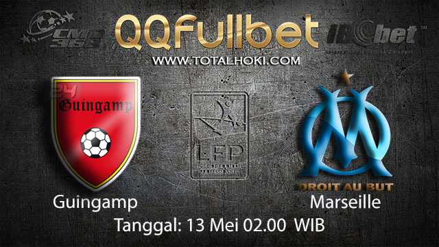 BOLA88 - PREDIKSI TARUHAN BOLA GUINGAMP VS MARSEILLE 13 MEI 2018 ( FRENCH LIGUE 1 )