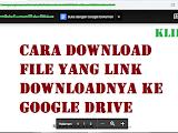 Cara Download File Google Drive