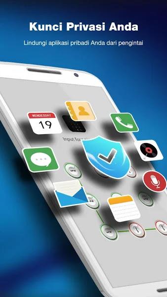 تحميل قفل التطبيقات بصمة للأندرويد  AppLock Fingerprint Apk