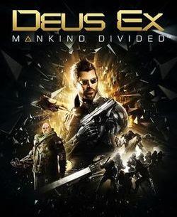 Deus Ex Mankind Divided Feature