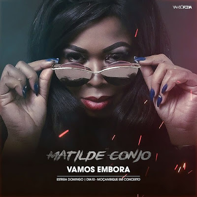 Matilde Conjo - Vamos Embora (2018) [Download]