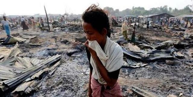 """Saking Biadabnya, di Myanmar, kata 'Rohingya' pun """"Haram"""" Disebutkan"""