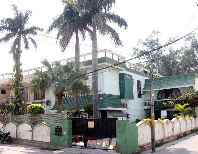 Kapil sharma bungalow