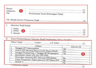 Surat Keterangan Fiskal dan Cara Mengajukannya