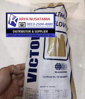 Supplier Sarung Tanagn Listrik TAIWAN 5kv di Bekasi