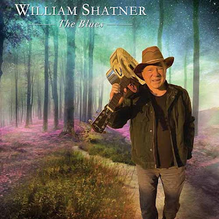 "Ο δίσκος του William Shatner ""The Blues"""