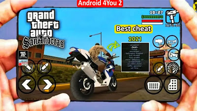 best cheat for gta san andreas android