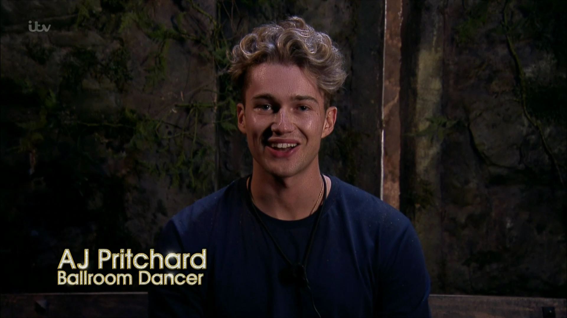 Im A Celebritys AJ Pritchard slept naked in camp as