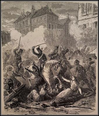 Polnischen Aufstand 1830