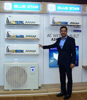Blue star launches new range of air conditioner