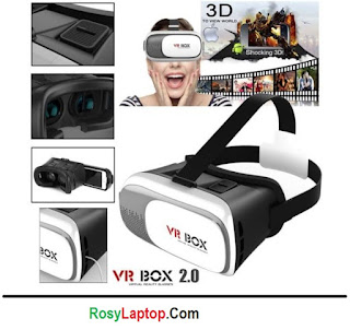 VR BOX , Carboard Virtual Reality Glasses Kaca Mata 3D