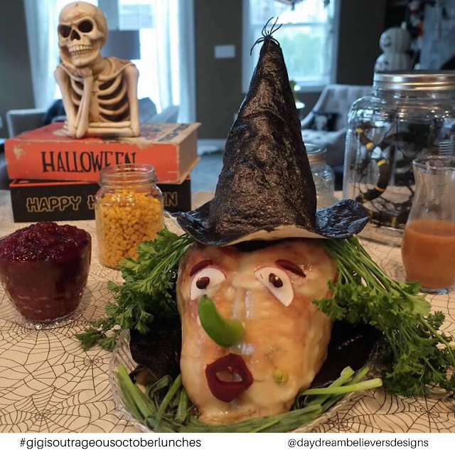 Amazing Halloween Dinner Idea! The BEST ever Halloween Party!