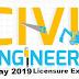 May 2019 Civil Engineering Board Exam Result