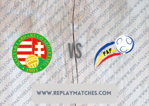 Hungary vs Andorra -Highlights 08 September 2021
