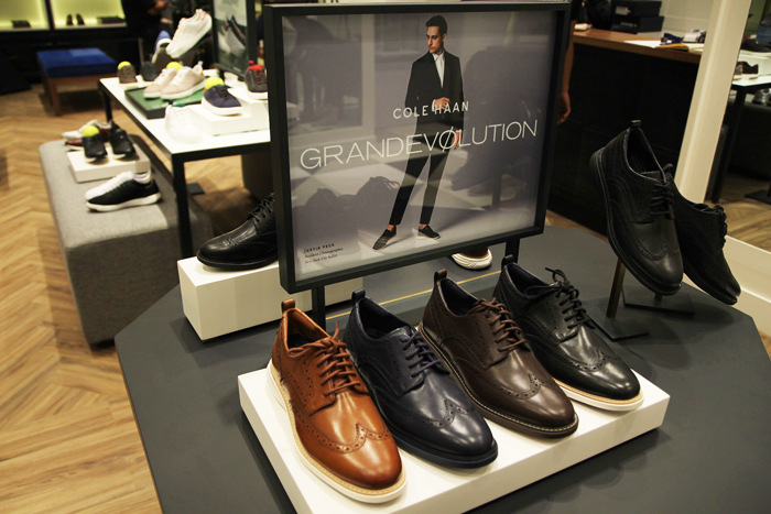 Cole Haan unveils its latest Grand Evolution lineup, a range of wingtip  brogue patterns, color accents, and modern monk-straps.