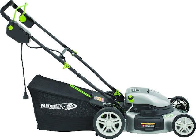 mesin potong rumput listrik