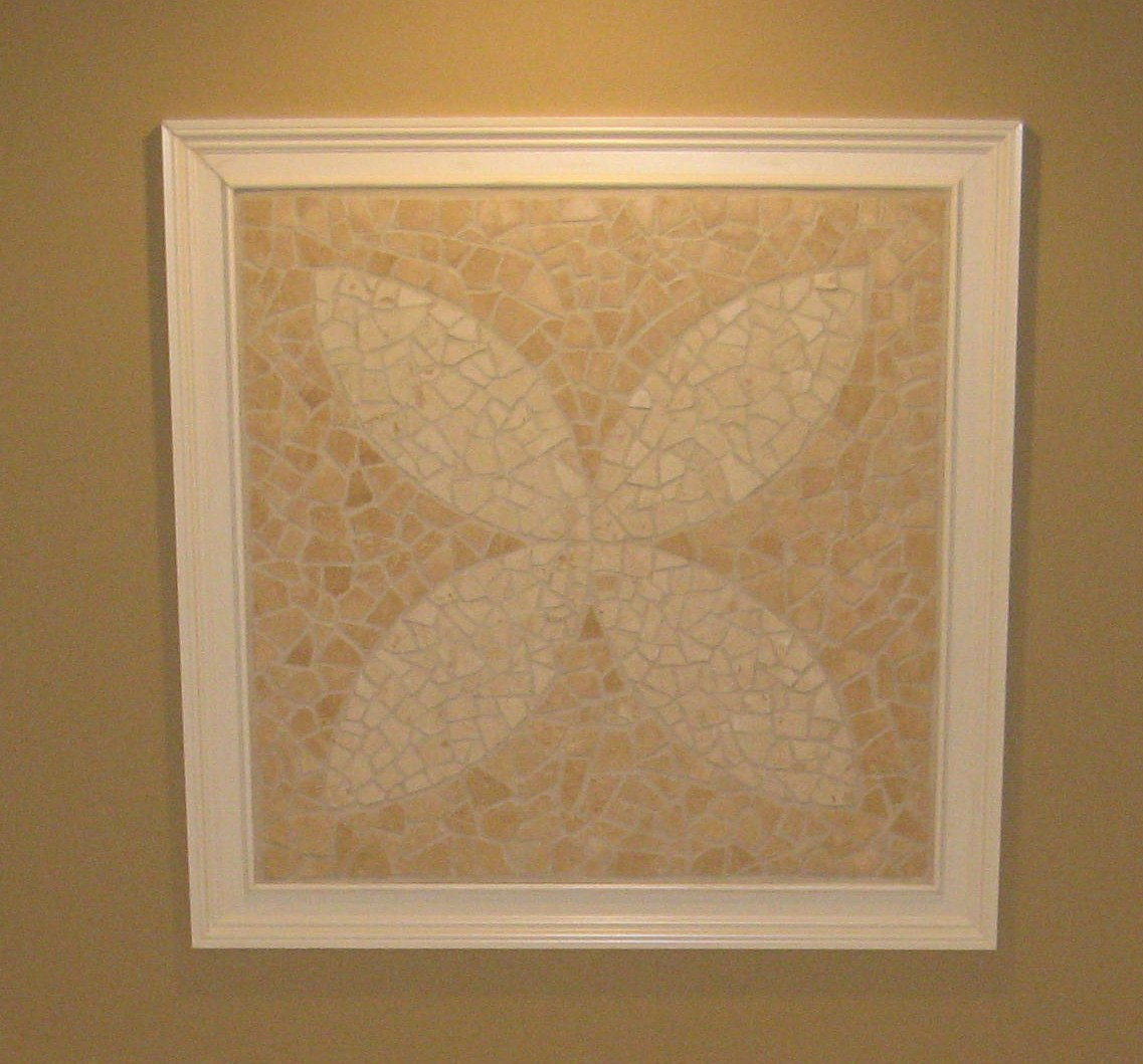 Susan Snyder: MOSAIC WALL ART I