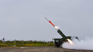 Quick Reaction Surface-to-Air Missile (QRSAM)