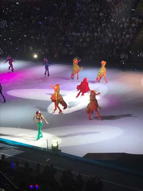 Disney on Ice: Worlds of Enchantment - The Little Mermaid