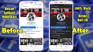 Cara Mengaktifkan Fitur Dark Mode Di Facebook Lite 2020
