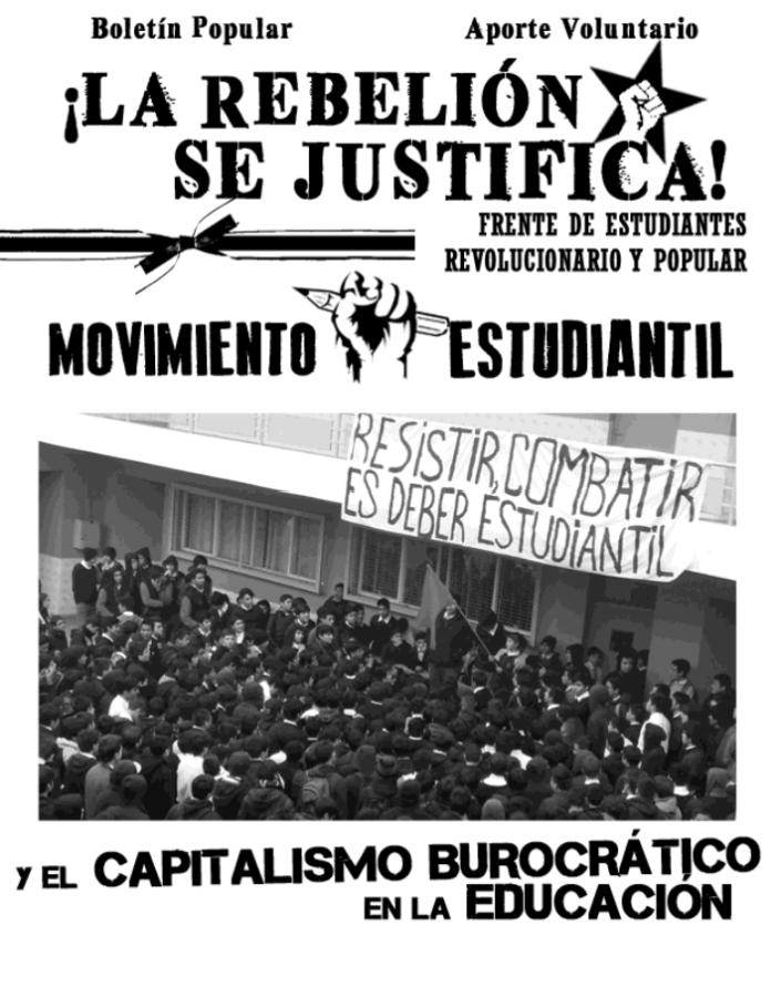 Capitalismo Burocrático en la Educación