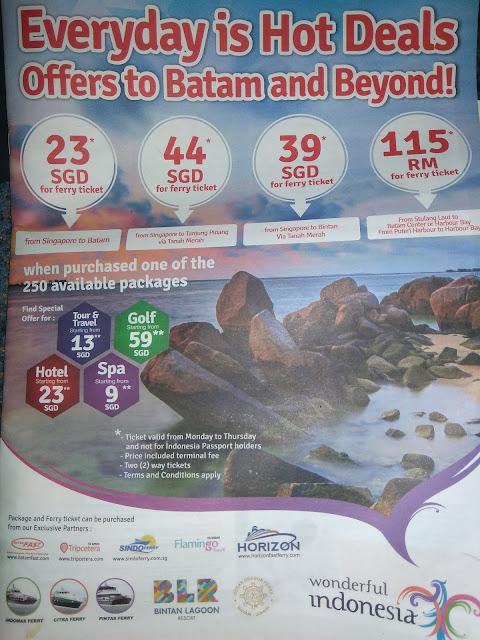Visit Batam dengan Hot Deal Paket
