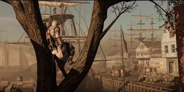 Spesifikasi PC Assassin's Creed III Remastered