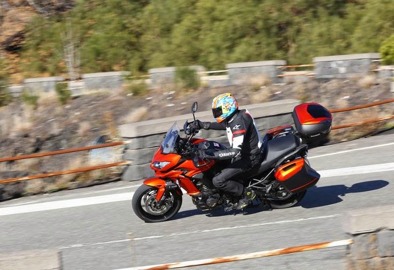 Sekilas Info: 2015 Versys 650cc & 1000cc
