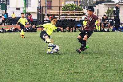 Learn Dribbling in Football.