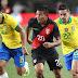 Com gol no fim, Brasil perde para o Peru e encerra série de amistosos sem vitória