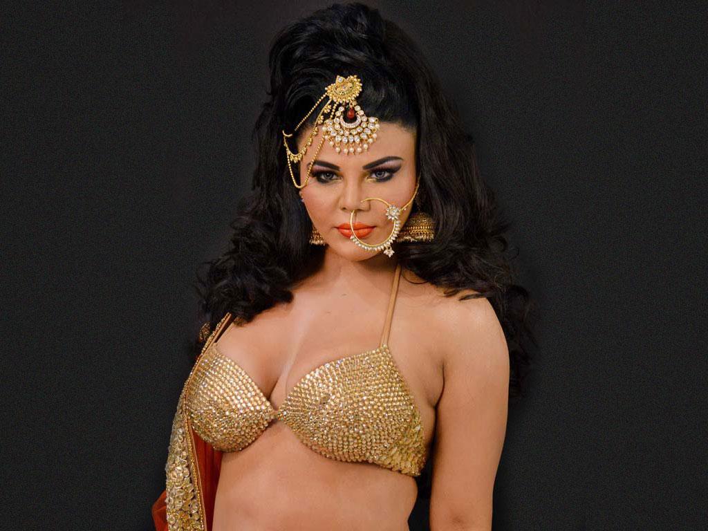 Actress Rakhi Sawant Hot And Bold Latest Unseen-4831