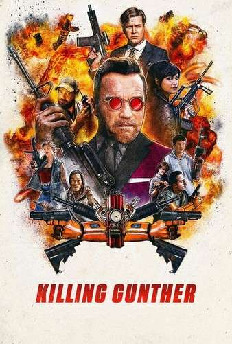 Killing Gunther Torrent – BluRay 720p/1080p Legendado